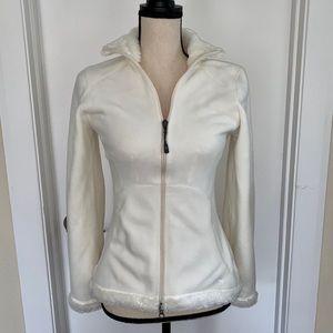 NEW Athleta women's zip up fleece jacket size XS